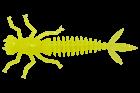 LureMax KARAKATITSA 3''/7,5 см, 001 - Chartreuse (6шт)