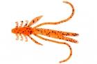 """LureMax KRAKEN 2,5""""/6см, LSK25-008   Fire Carrot  (10 шт)"""