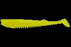 LureMax VISHNU 4,5''/12 см, 001 - Chartreuse (4шт)